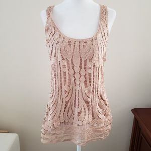 Gorgeous Express Top, Sparkle
